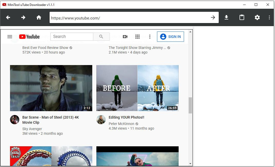 The Top 4 YouTube Desktop Apps for Windows 10 Youtube