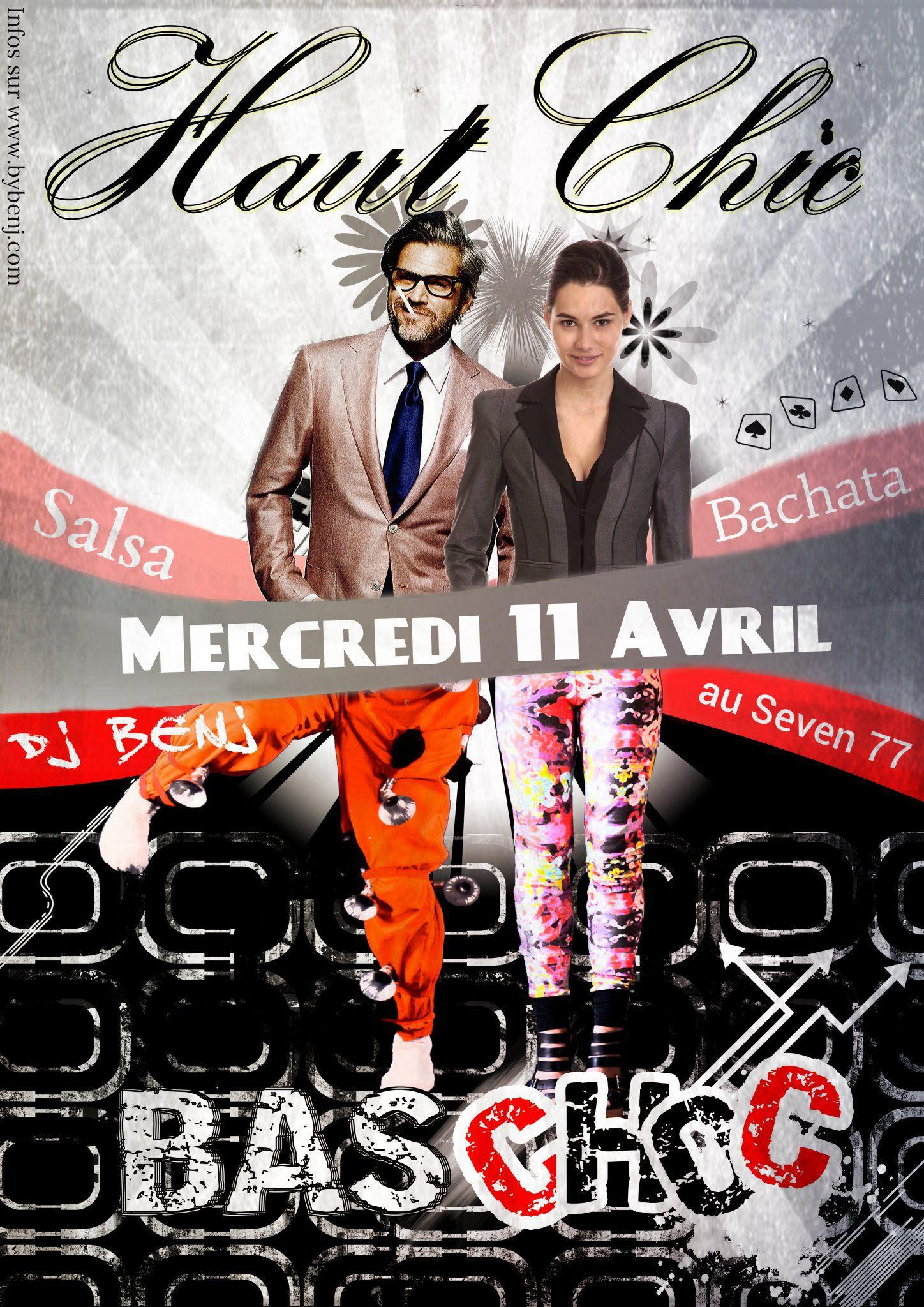 Haut Chic Bas Choc By Benj Soirée Chic Et Choc Chic