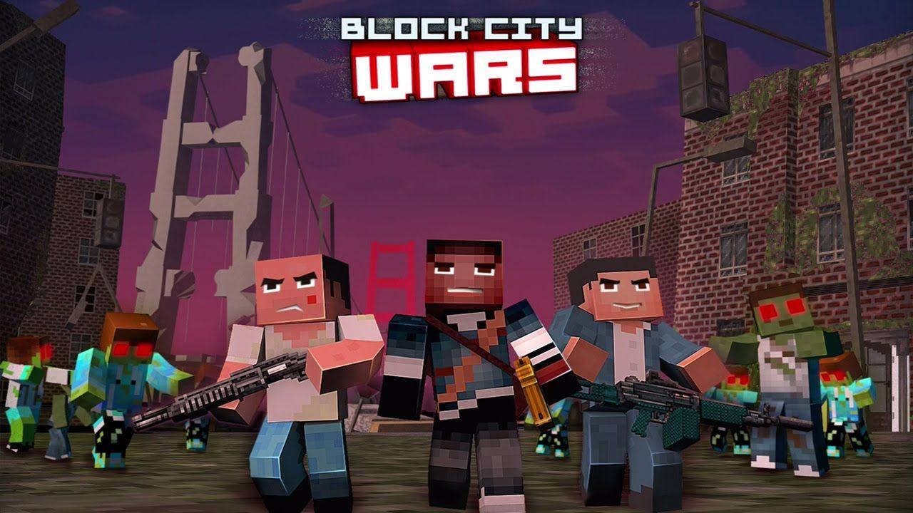Block City Wars hack online get coins and cash City
