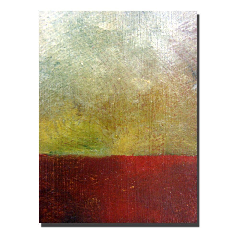 35 in. x 47 in. Earth Study I Canvas Art | Earth, Canvases and Products