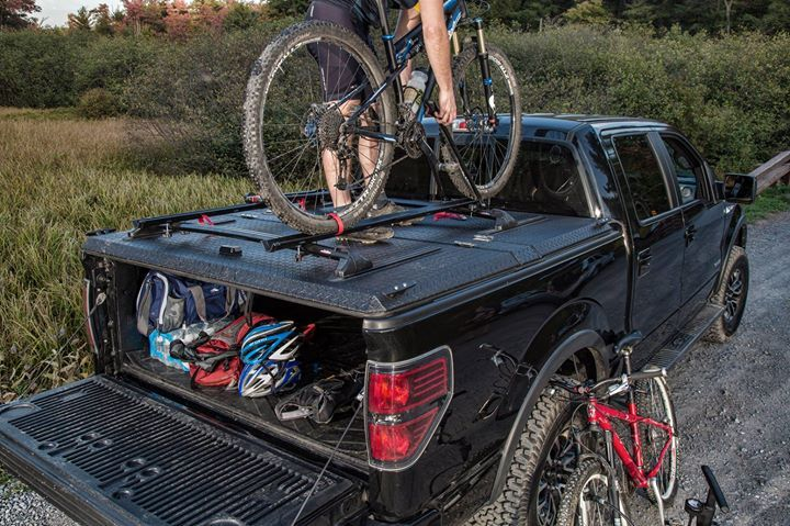 DiamondBack Truck Covers · Ready. Set. Ride.