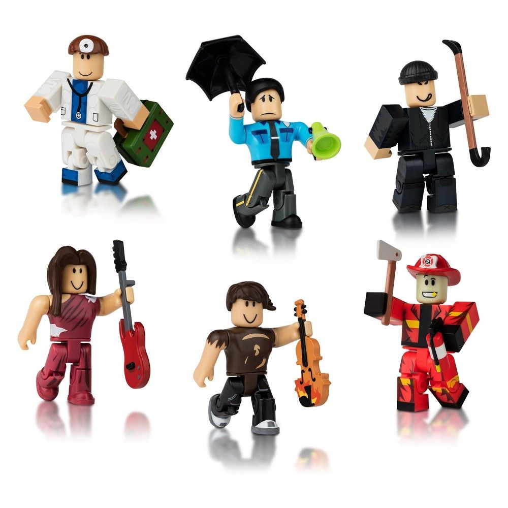 Roblox Action Figures Roblox Indoor Toys Collection