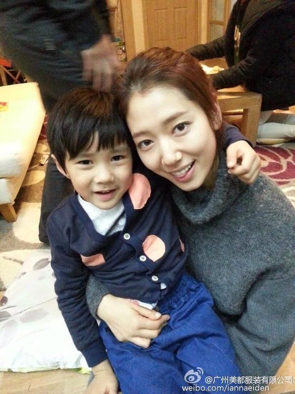Park Shin Hye With Child Actor Bts Pinocchio Park Shin Hye Park Shin Hye Pinocchio Pinocchio