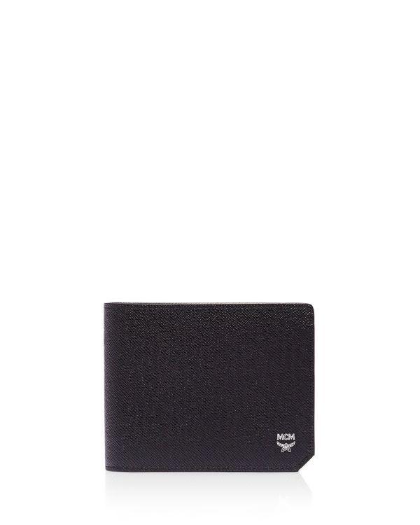 Mcm Bric Small Wallet