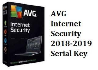 avg lifetime license key 2018