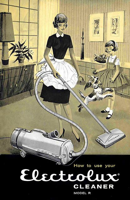 Electrolux cleaner - we had this - it lasted forever- I took it to college even