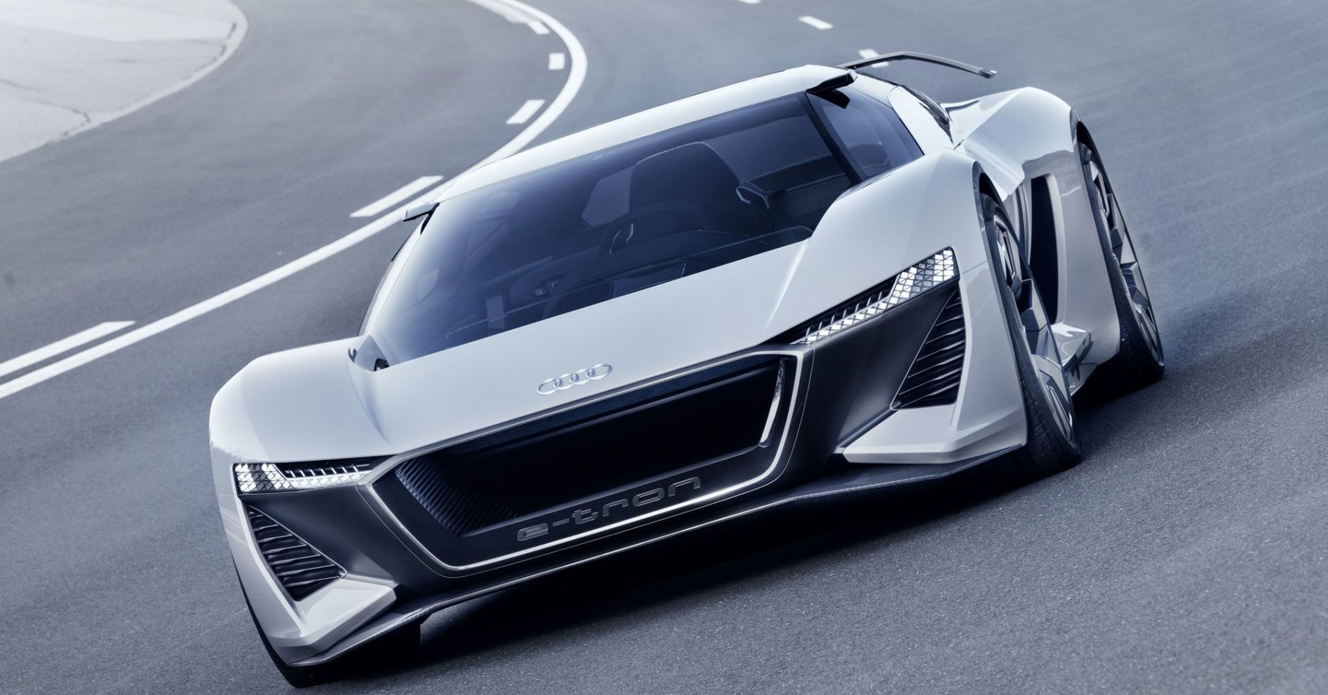 Audi Just Put Tesla On Notice Unveiling An Electric Supercar Prototype That Can Go From 0 To 60 In 2 Seconds Usa Today Reports But Don T Super Cars Audi Car