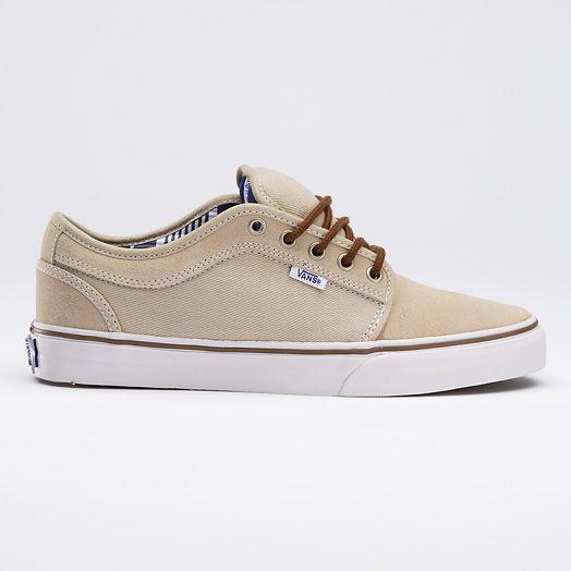 vans low beige
