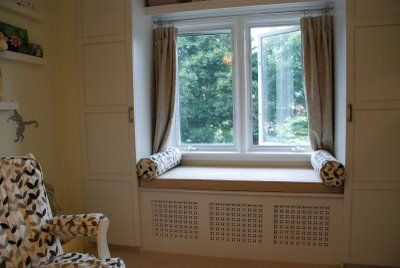 Terrific Window Seat Over Radiator Next To Ikea Wardrobes Dining Creativecarmelina Interior Chair Design Creativecarmelinacom