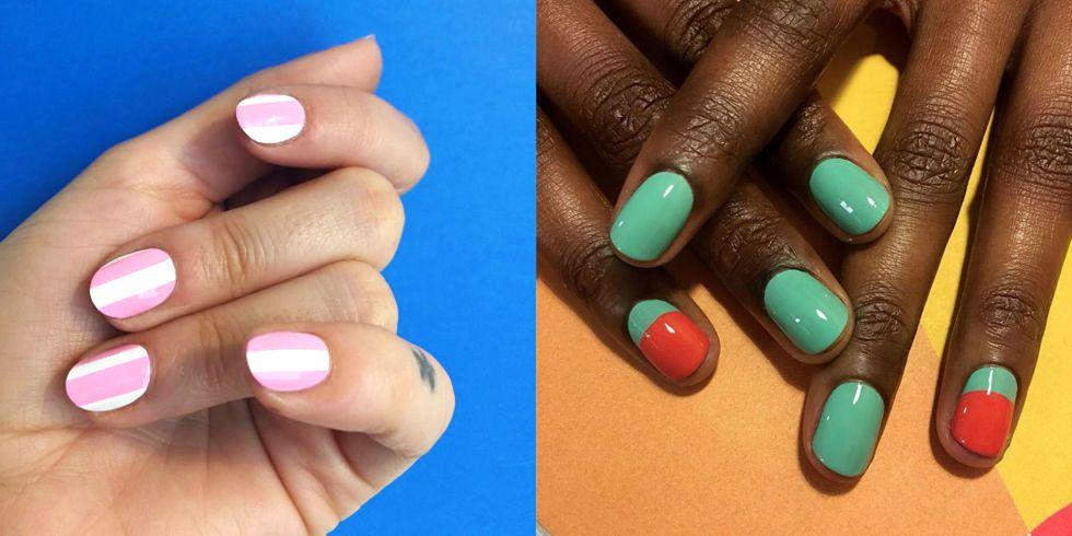13 Short Nail Ideas to Try This Fall | Short nails