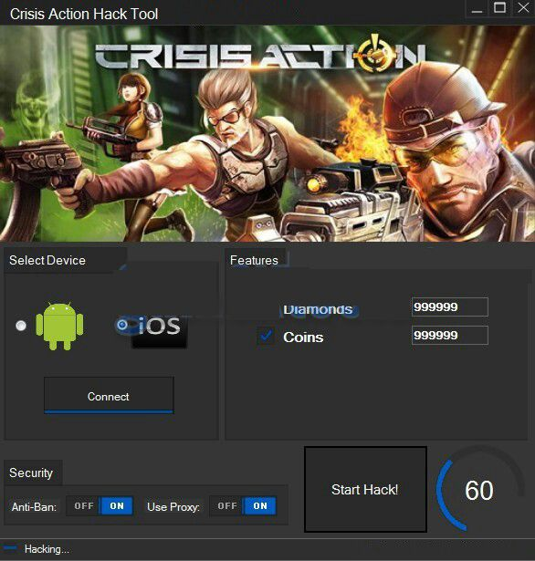 Crisis Action Hack How To Get Unlimited Diamonds And Coins No Survey