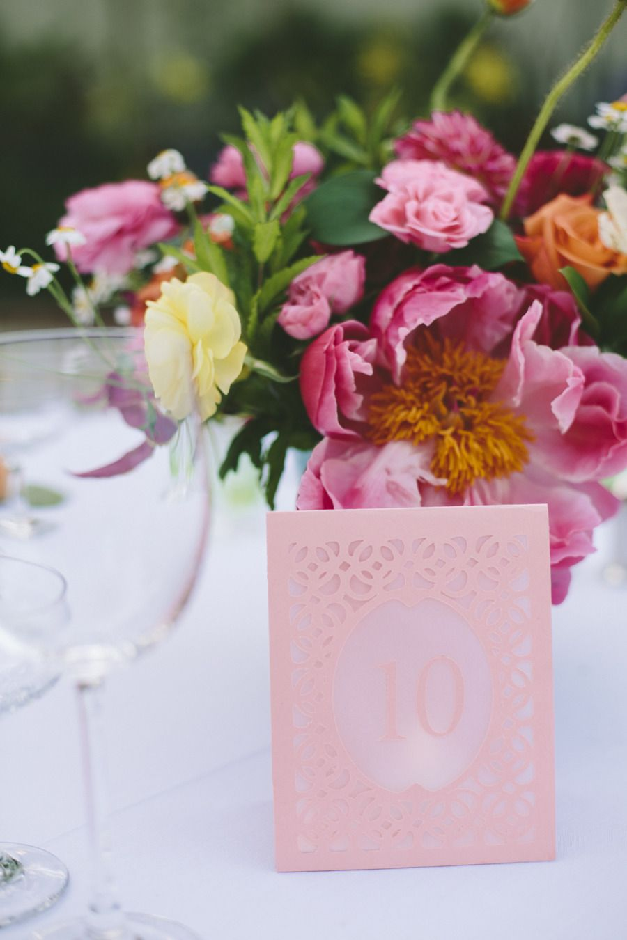 Spanish Mission Themed Wedding From Onelove Photography Table