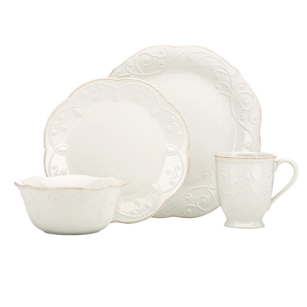 Crafted of stoneware this dinnerware set from Lenox is durable and perfect for everyday use  sc 1 st  Pinterest & Crafted of stoneware this dinnerware set from Lenox is durable and ...
