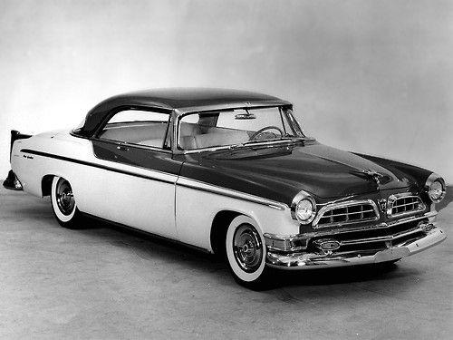 Mopar Monday 1955 Chrysler New Yorker Chrysler New Yorker