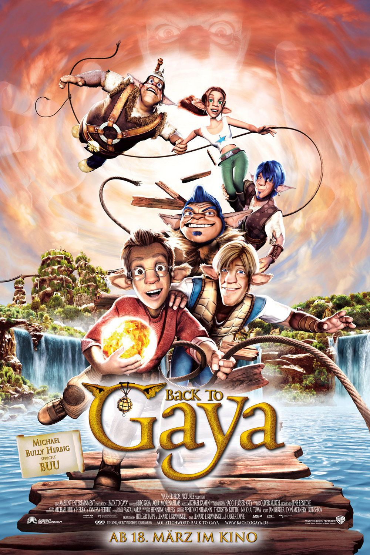 A Terra Encantada De Gaya Back To Gaya 2004 Gaya Top Movies On Amazon Redbox Movies