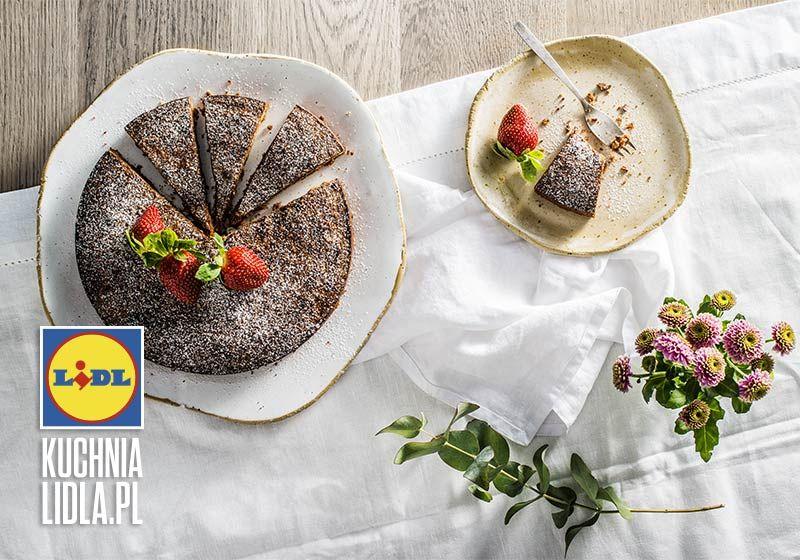 Szwedzkie Ciasto Czekoladowe Kladdkaka Przepis Recipe Desserts Food Camembert Cheese
