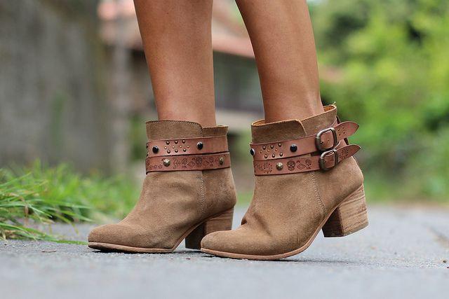 Botines. Hakei | Botines, Zapatos, Tacones