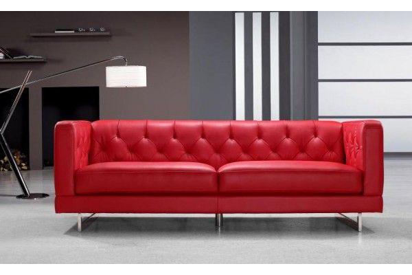 G H Bt0676 Italian Furniture Stores Italian Furniture Modern Modern Leather Sofa