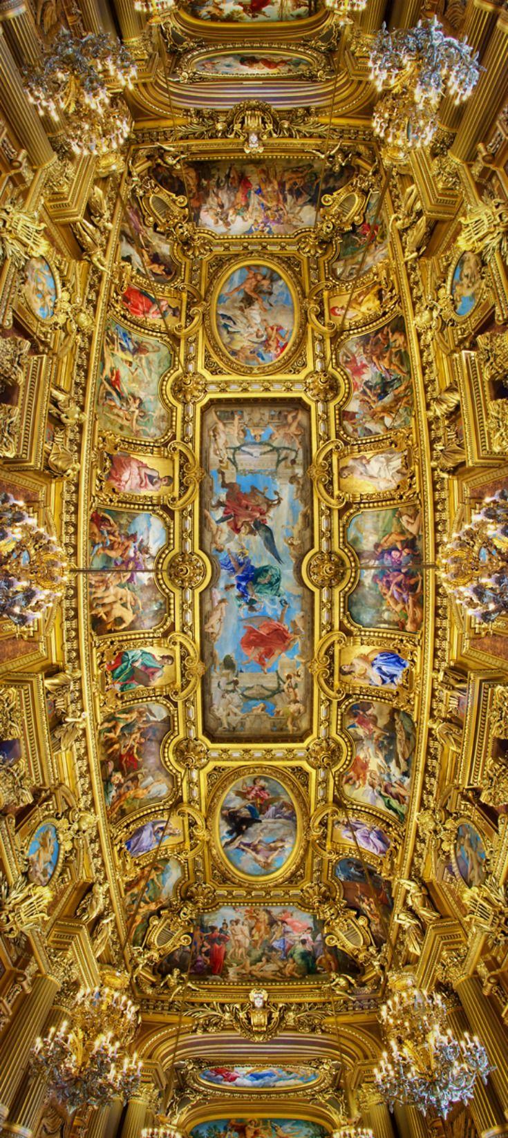 Opéra Garnier, Paris,