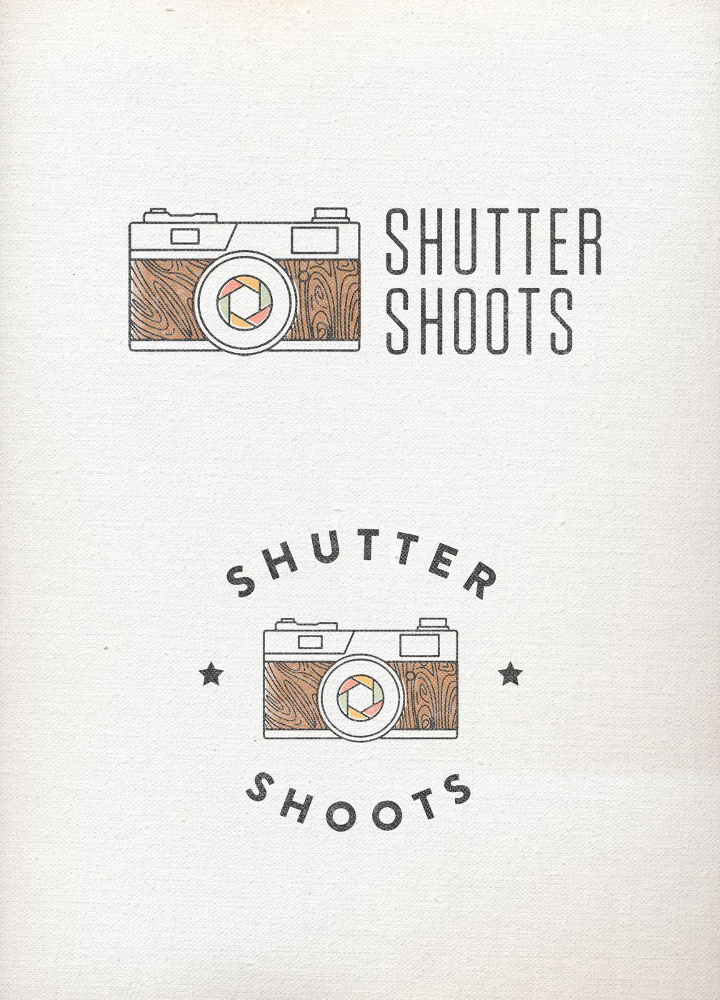 October 2012: Shutter Shoots logo by Design Press