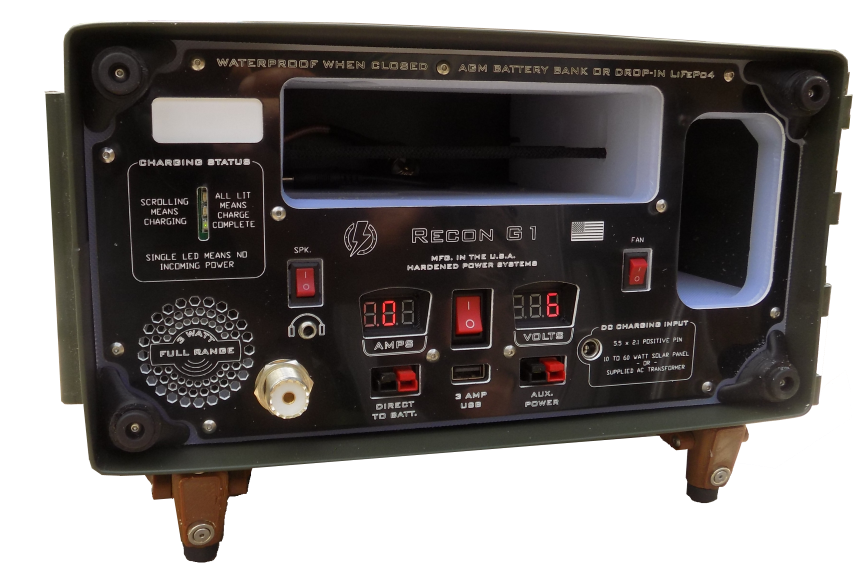 Recon G1 Hardened Power Systems Usa Power System Ham Radio