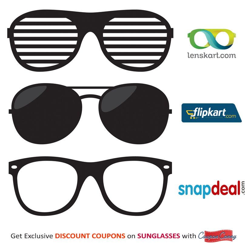 9cb44b4fc954 Which Sunglasses would you choose for the day  A.Lenskart B. Flipkart C