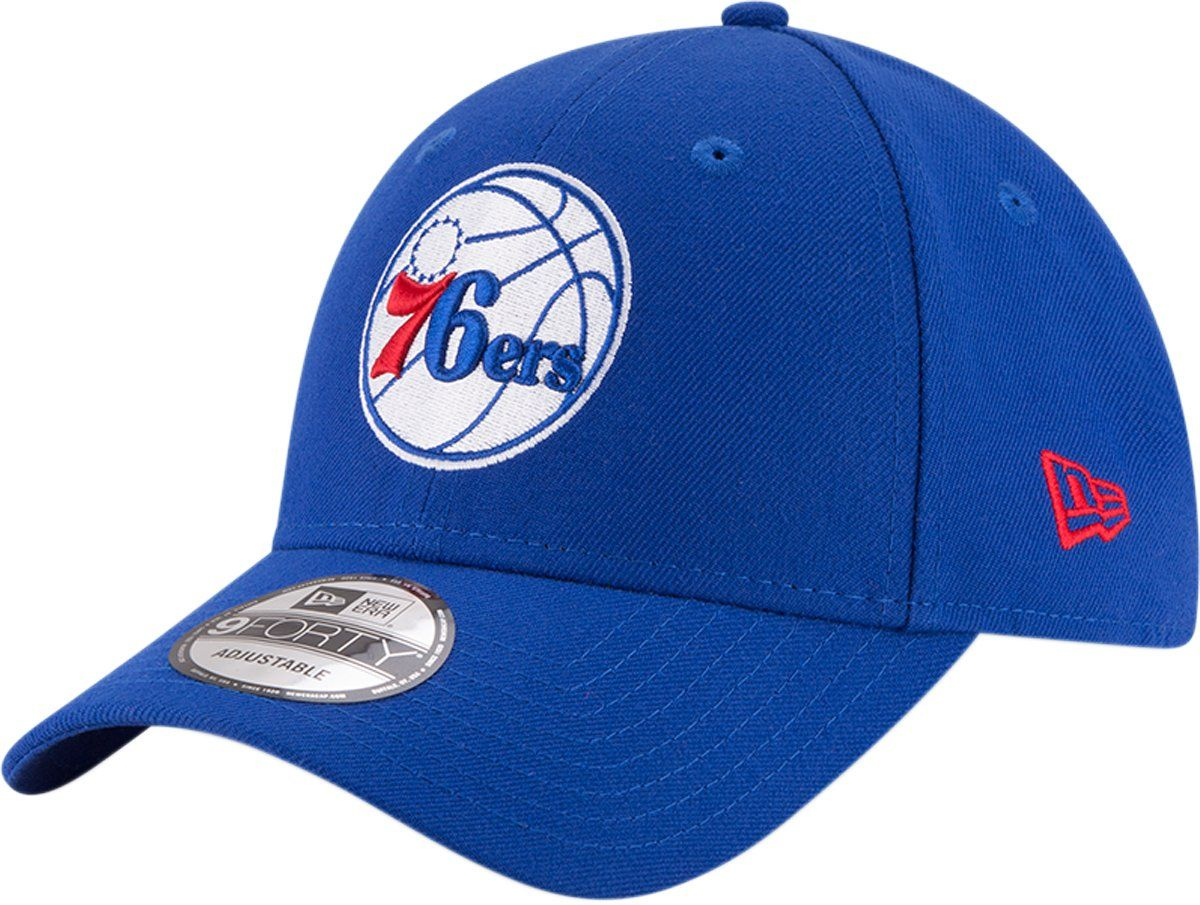 9ef43486bdc Philadelphia 76Ers New Era 940 The League NBA Cap – lovemycap