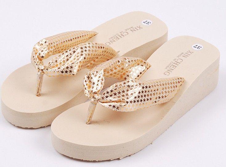 Flip Flops By Xin Cheng Flat Sandals And Flip Flops