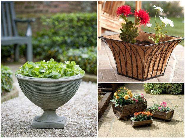 Nietypowe Gliniane Donice Szukaj W Google Plants Planters Planter Pots