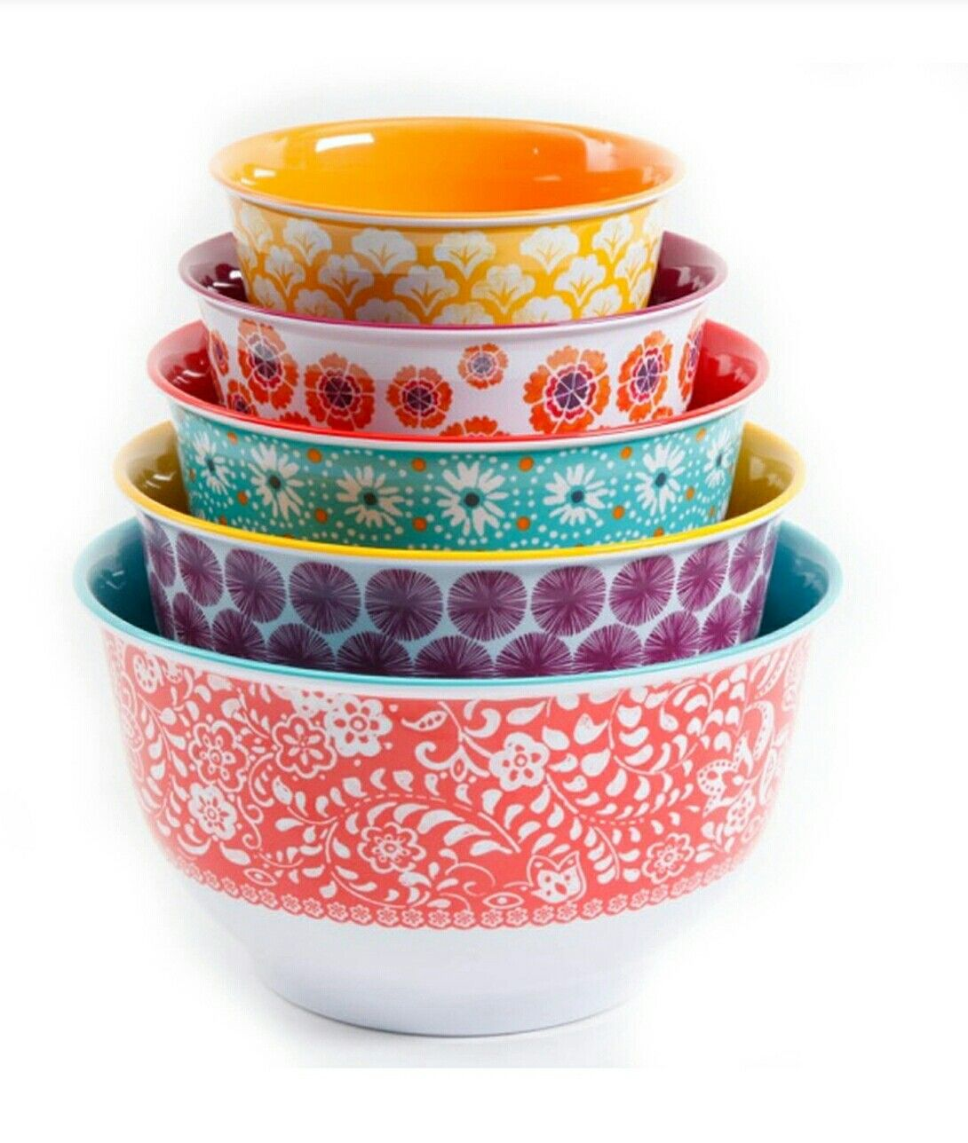 Pioneer Woman bowls with lids at Walmart 10pc | For the Home ...