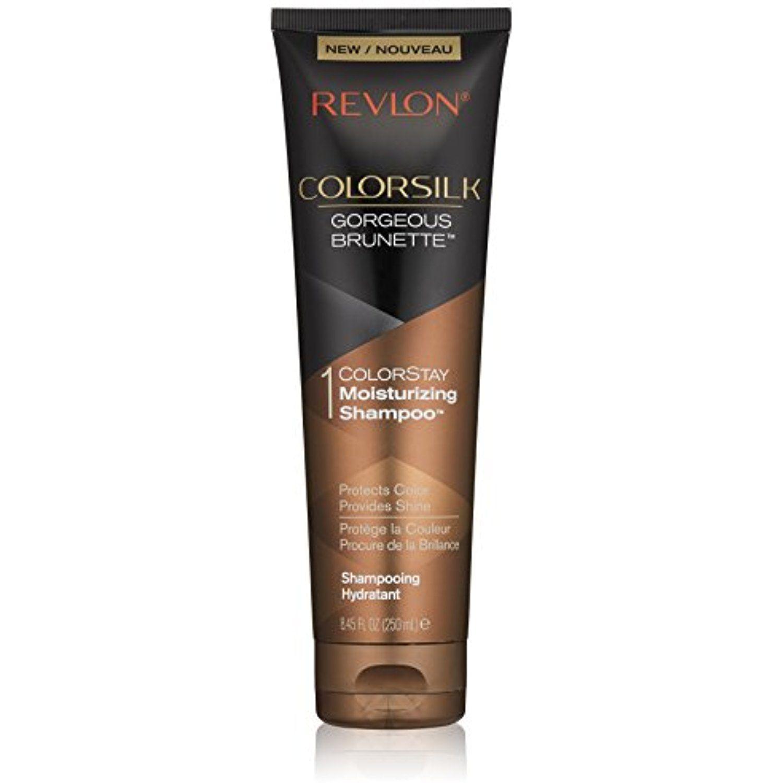 Revlon Colorsilk Care Shampoo Brown 8