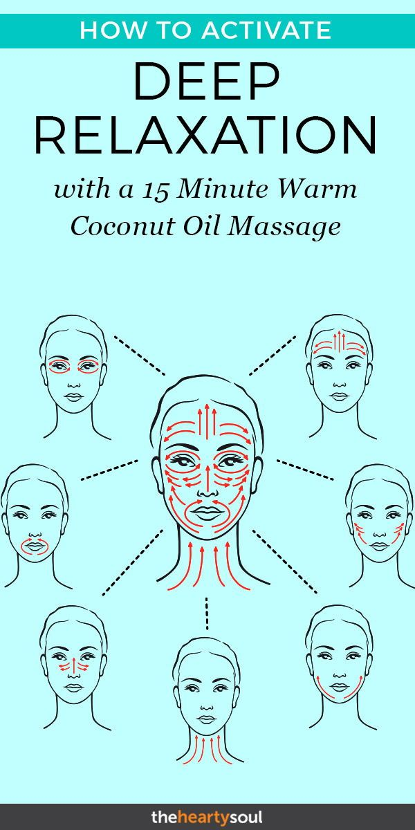 How To Use Coconut Oil For Massage And Deep Tissue