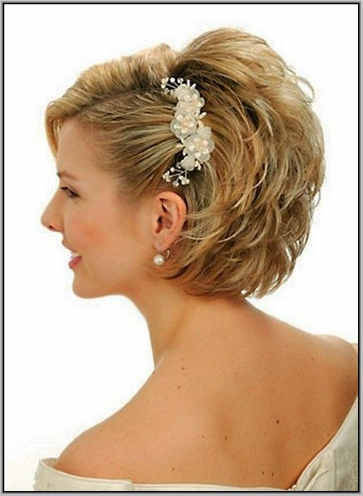 Pics Photoz Women S Hair Mother Of The Bride Hairstyles For Medium Length Hair Hairdos For Short Hair Mother Of The Bride Hair Short Wedding Hair