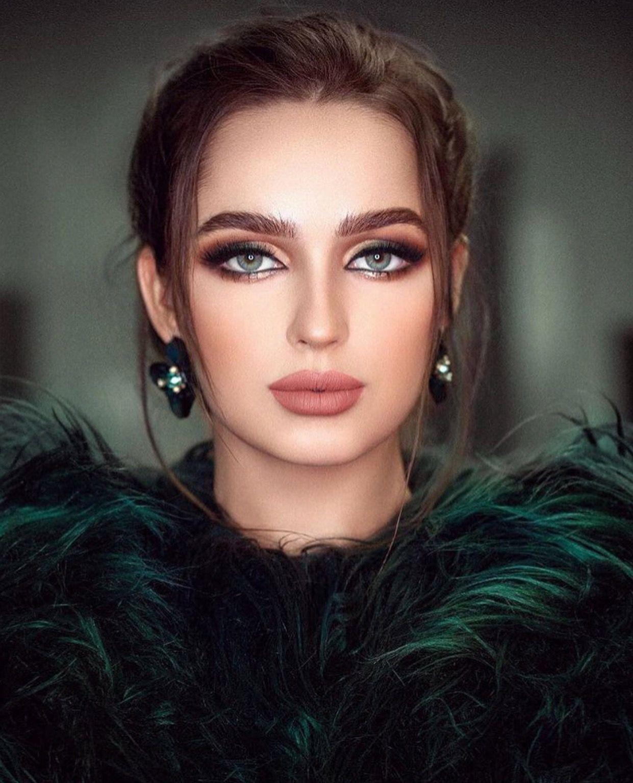 Pinterest Adarkurdish Bridal Eye Makeup Glamorous Makeup Bridal Makeup Looks