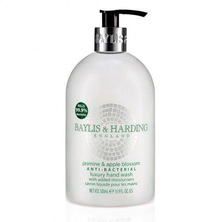 Baylis Harding Jasmine Apple Blossom Anti Bacterial Hand Wash