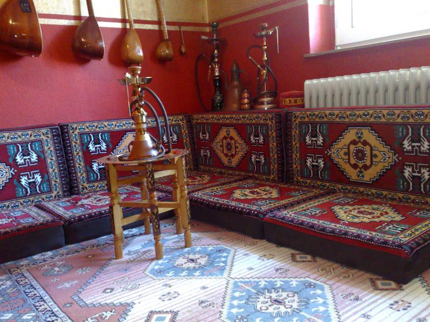 Orientalische Couch Die Imposante Orientalische Sofas Wohnzimmer