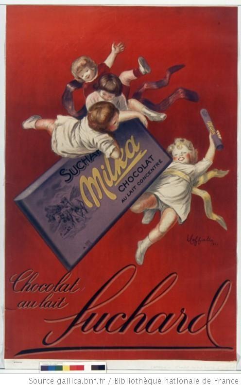 Chocolat au lait Suchard : [affiche] / [Leonetto Cappiello] - 1