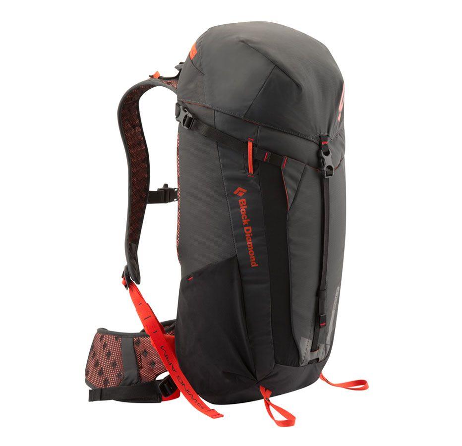 acc7e14c87 BLACK DIAMOND - BOLT PACK | climb | Trekking gear, Backpacks e Golf bags