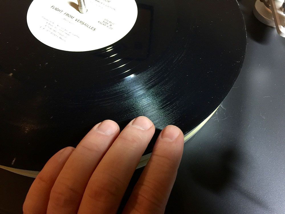 Keep Your Filthy Paws Off The Playing Surface Of A Record Vinyl Records Vinyl Records
