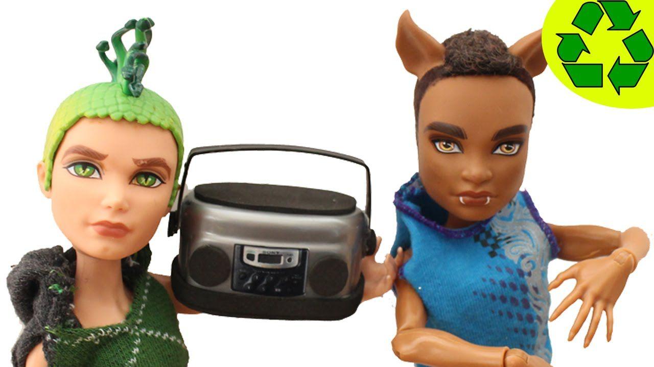 Radio para barbie