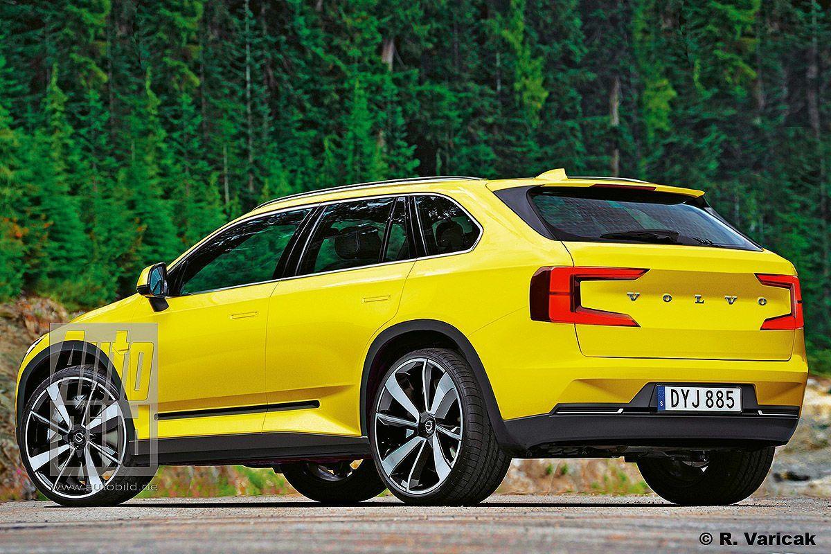 Bilder Volvo Elbilar 2021