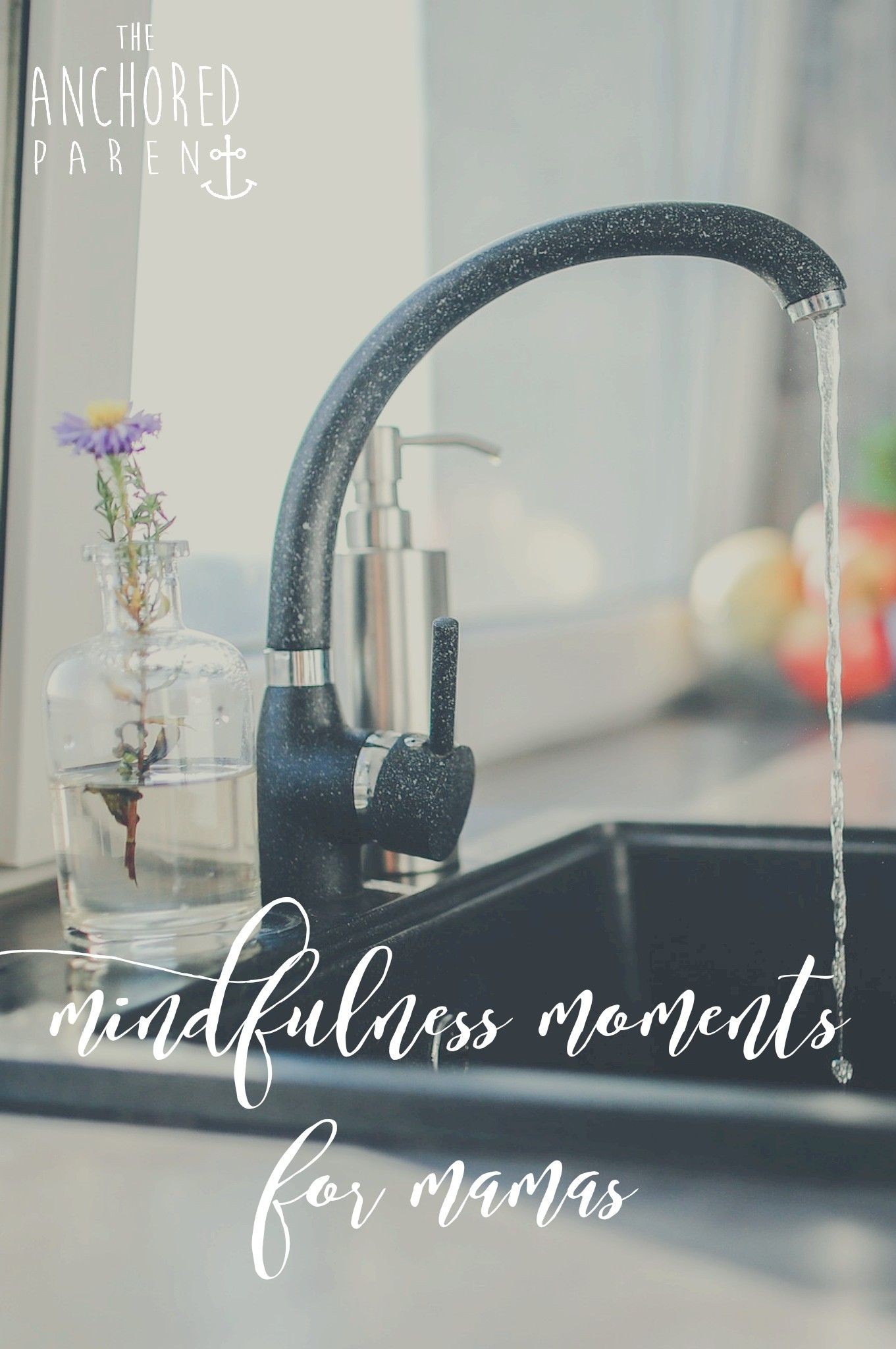 ⚓How many minutes will you spend standing at your sink