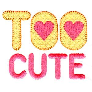 Image result for so cute word images