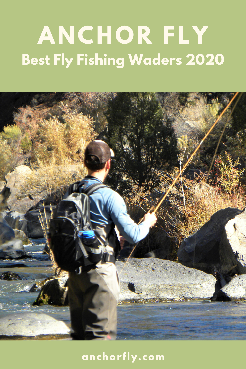 Best Fly Fishing Waders Reviewed 2020 In 2020 Fly Fishing Fishing Waders Waders