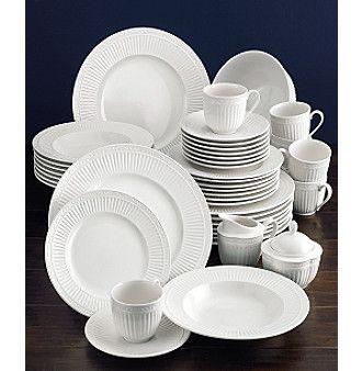 Mikasa® Italian Countryside 45-pc. Dinnerware Set & Mikasa® Italian Countryside 45-pc. Dinnerware Set | wedding registry ...