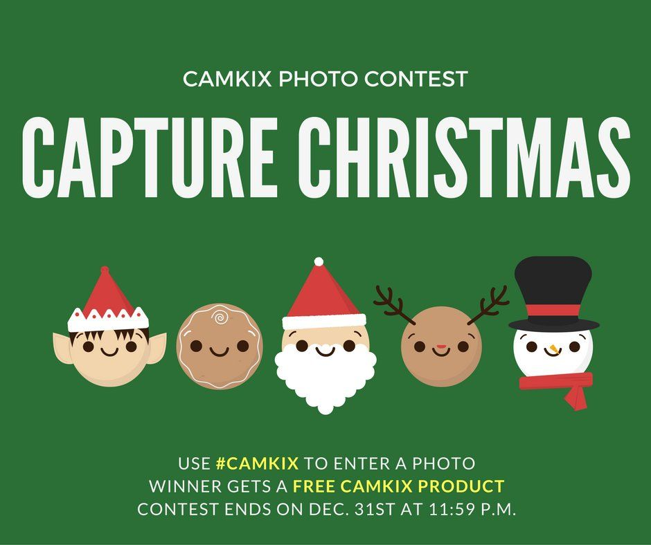 Camkix (@CamKixOfficial) | Twitter | Christmas contests ...
