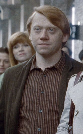 Ron Weasley 19 Years Later