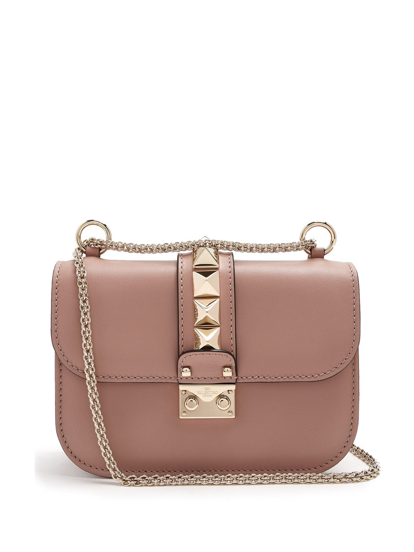 147326a6bd8ccb Lock small leather shoulder bag | Valentino | MATCHESFASHION.COM US ...