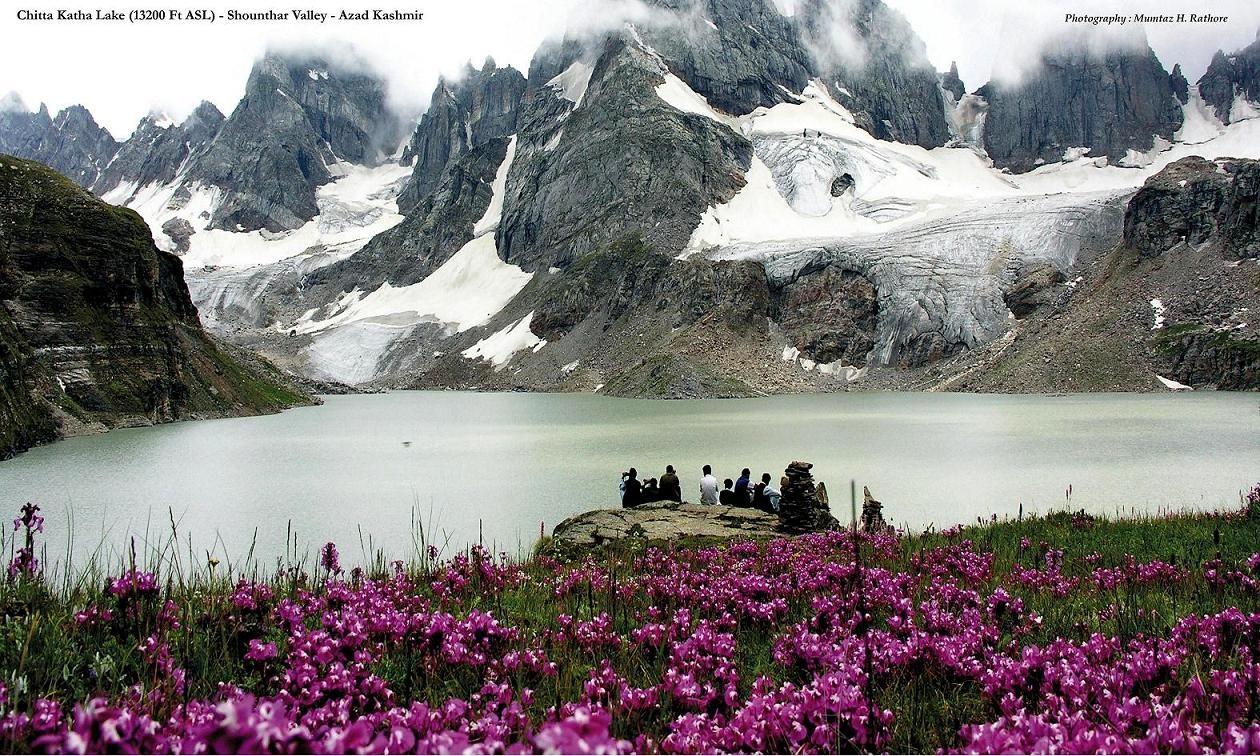 Hd wallpaper kashmir - Beautiful Shounter Valley Azad Kashmir Pakistan
