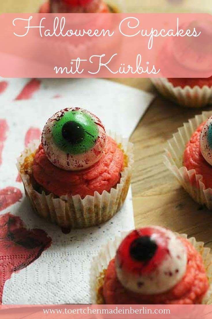 Halloween Special -ein Messer im Rücken äh Cupcake | Cupcake queen ...